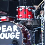 Dear Rouge performs during Sunday afternoon (Dillon Giancola/ The Sputnik)