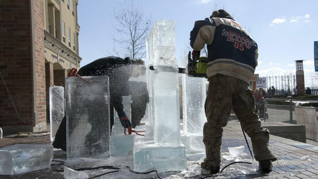 ice shaving