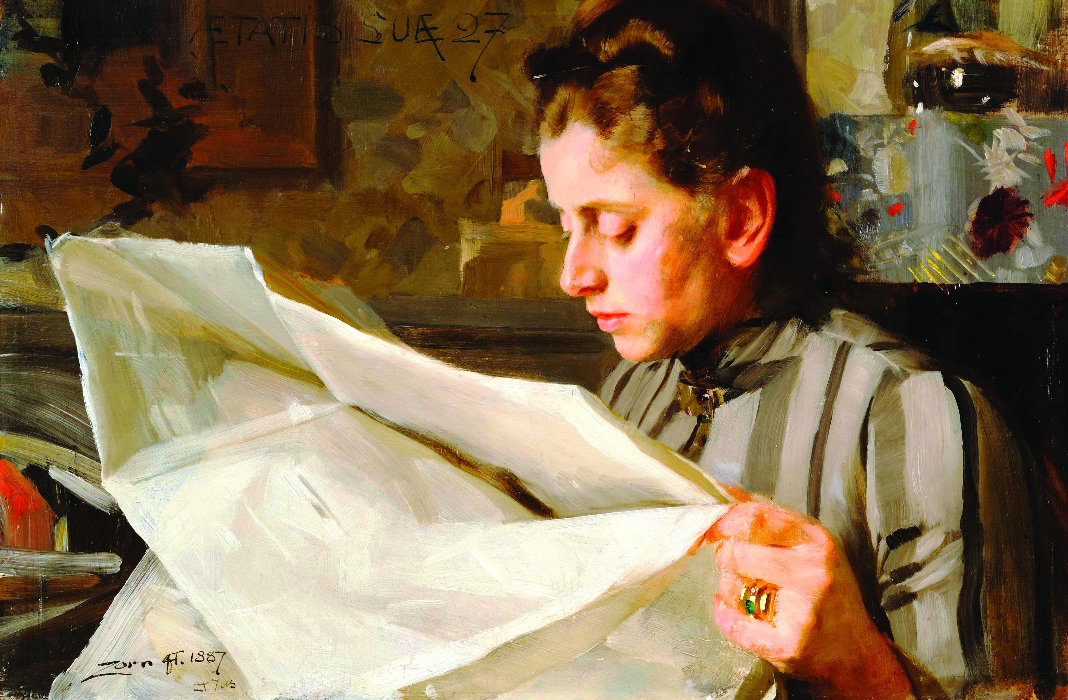 Emma Zorn Iansande by Andrew Zorn