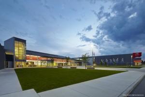 Wayne Gretzky Sports Centre.
