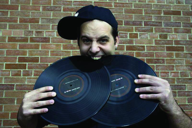 Dj Vekked. Photos courtesy of sneakersandale.com