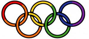 Olympic Pride. Rebecca Duce.
