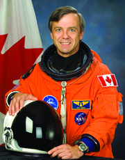 Dr. Robert Thirsk. Courtesy of the Canadian Space Academy.