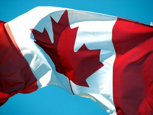 Canada Day. Photo courtesy of Ian Muttoo/Wikimedia Commons.