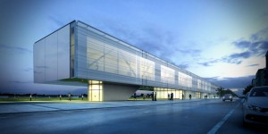 Design mock-up of future Brantford YMCA facility. By Wilfrid Laurier University