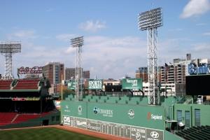 The legendary Fenway Park stadium in Boston. Photo by Kyle Morrison