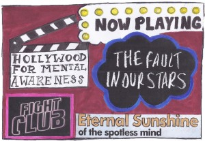 Hollywood, like anyone, has its relapses into a shallow mentality. But that is not what defines it. Art by Neha Sekhon