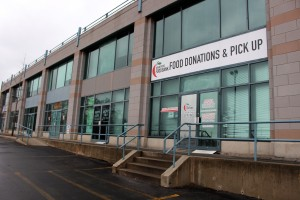 The Brantford Food Bank recently completed their annual Christmas Baskets Program. Photo by Cody Hoffman