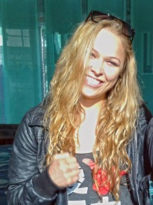 Ronda Rousey continues to revolutionize women's Mixed Martial Arts. Photo courtesy of Wikimedia Commons