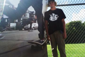 Cole Hayward from Skate for ALS, Matt Burley/ The Sputnik