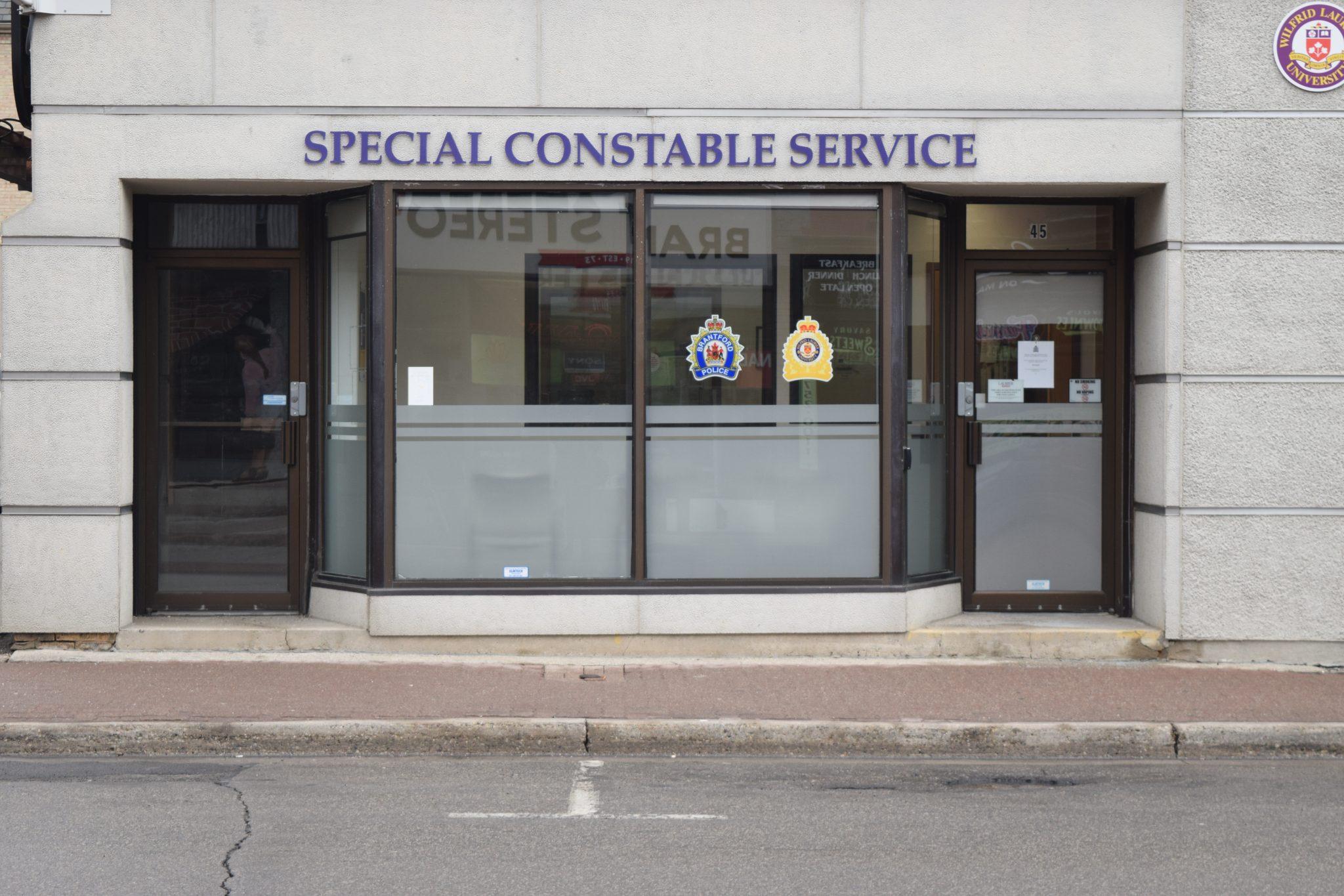 Brantford Special Constables Building